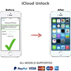iCloud Activation Lock Removal Service