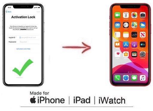 iPhone-IMEI-iCloud-Unlock Service
